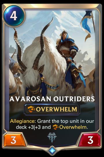 Avarosan Outriders