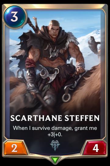 Scarthane Steffen