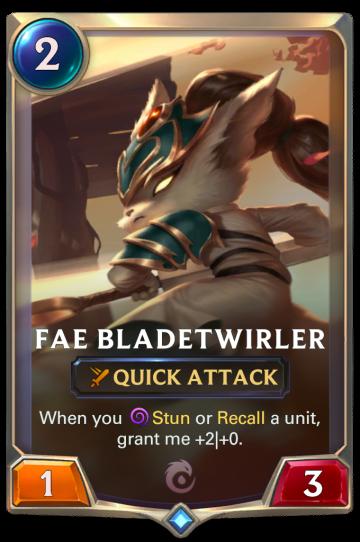 Fae Bladetwirler