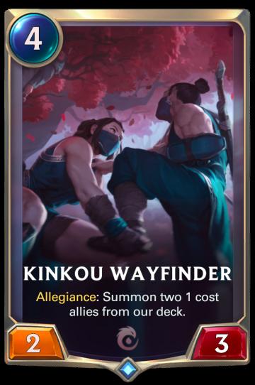 Kinkou Wayfinder