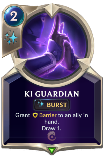 Ki Guardian