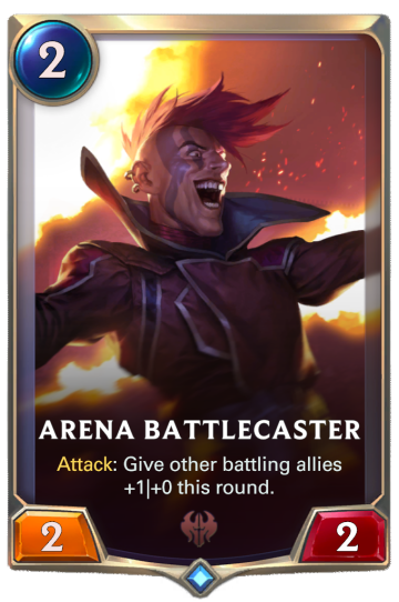 Arena Battlecaster