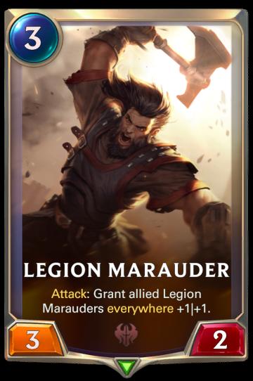 Legion Marauder
