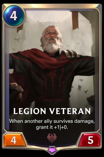 Legion Veteran