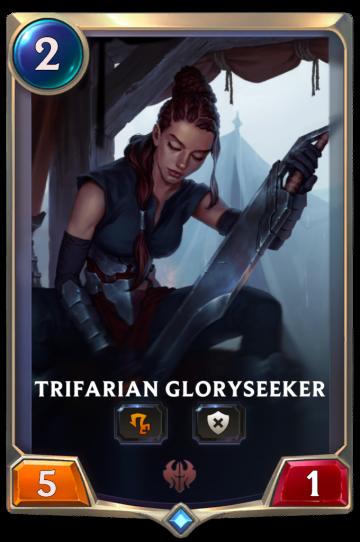 Trifarian Gloryseeker