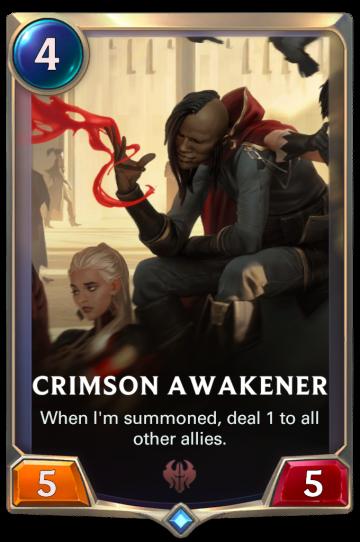 Crimson Awakener