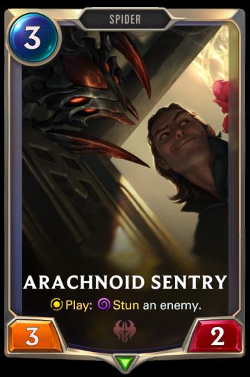 Arachnoid Sentry