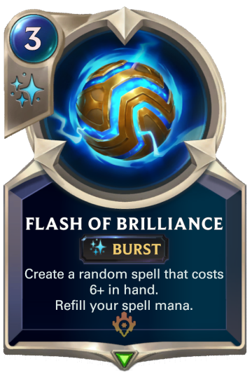 Flash of Brilliance