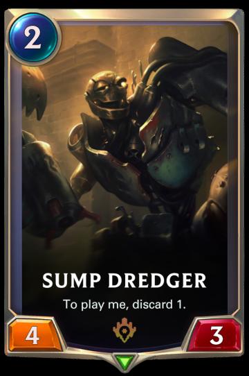 Sump Dredger