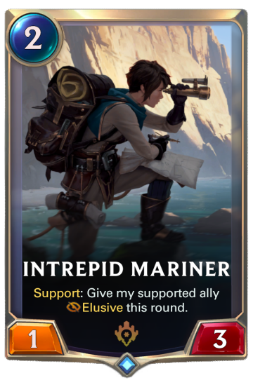 Intrepid Mariner