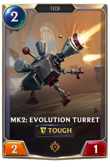 Mk2: Evolution Turret