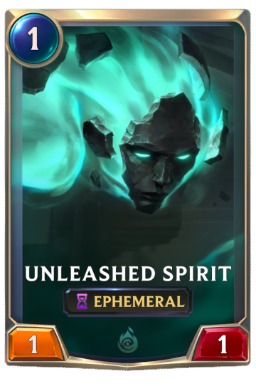 Unleashed Spirit
