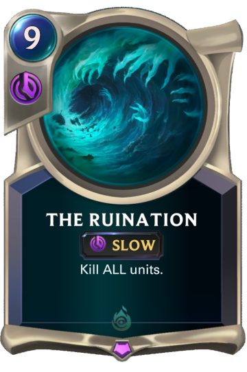 The Ruination
