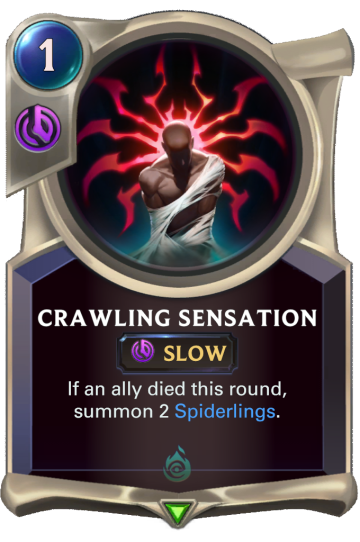 Crawling Sensation