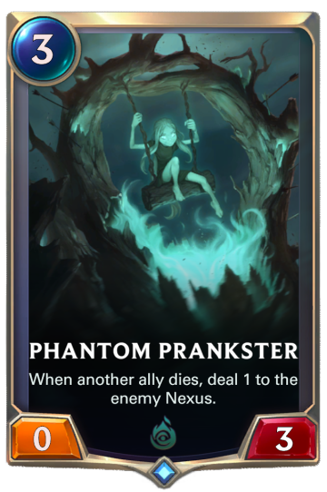 Phantom Prankster