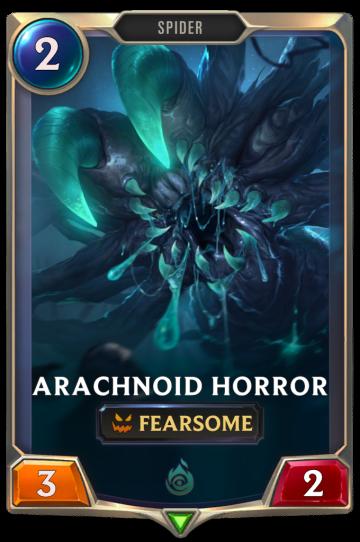 Arachnoid Horror