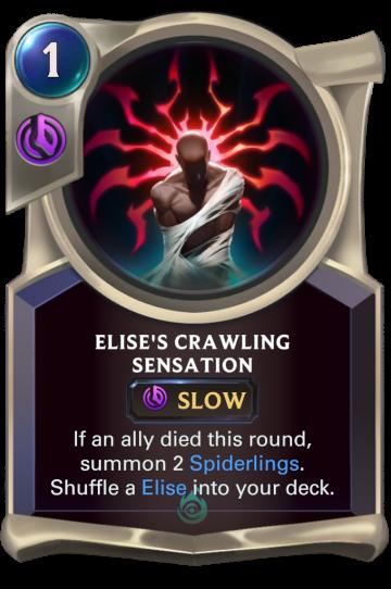 Elise's Crawling Sensation