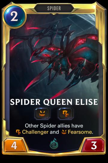 Spider Queen Elise