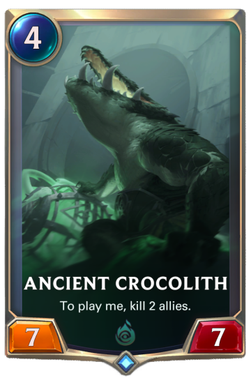 Ancient Crocolith